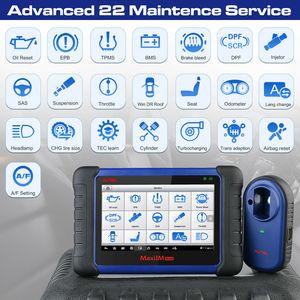 Image 4 - Autel MaxiIM IM508 OBD2 כל מערכת Daignostic סורקים IMMO מפתחות תכנות