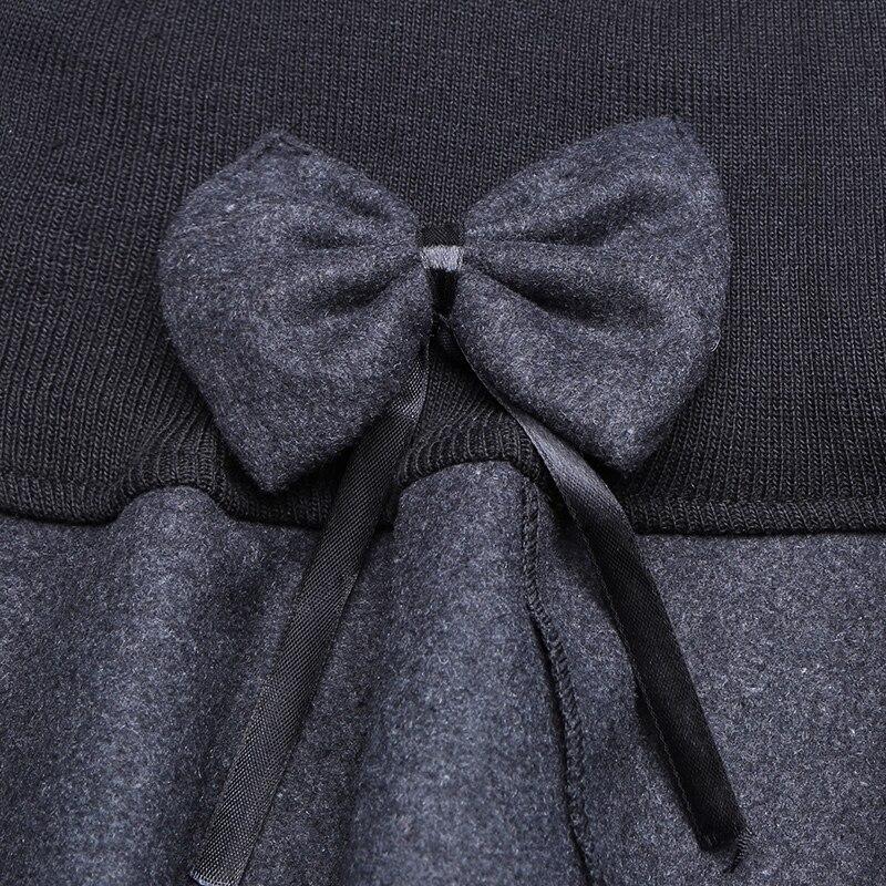 Παχιά φούστα μαλλιού Γυναίκες - Γυναικείος ρουχισμός - Φωτογραφία 4