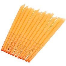 ROSENICE12PCS Ear Wax Candle Practical Natural Healthy Care