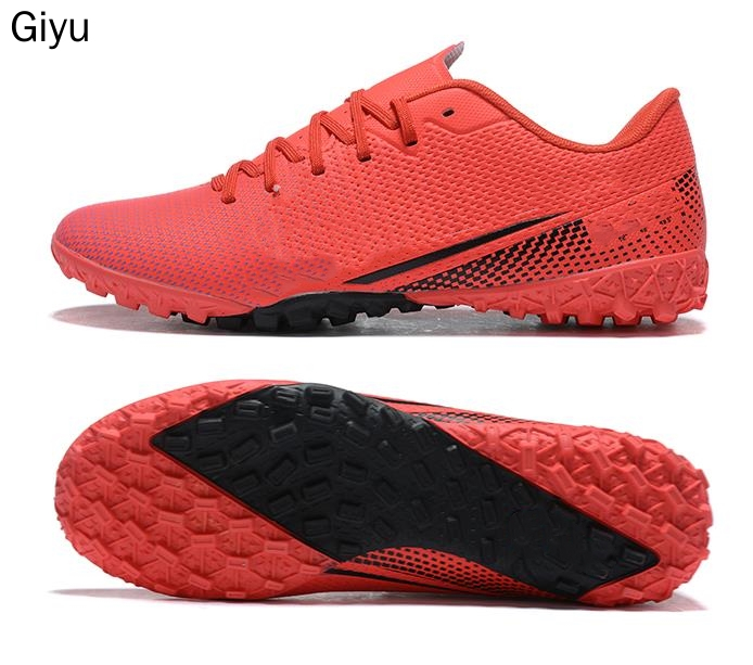 Men Football Soccer Boots Athletic Soccer Shoes Ankle Soccer Cleats Training Football Sneaker