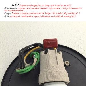 Image 3 - Interrupteur mural tactile, 1 bouton, 1 voie, wi fi, pour maison connectée, pour luminaire, Standard EU, compatible avec Alexa et Google Home