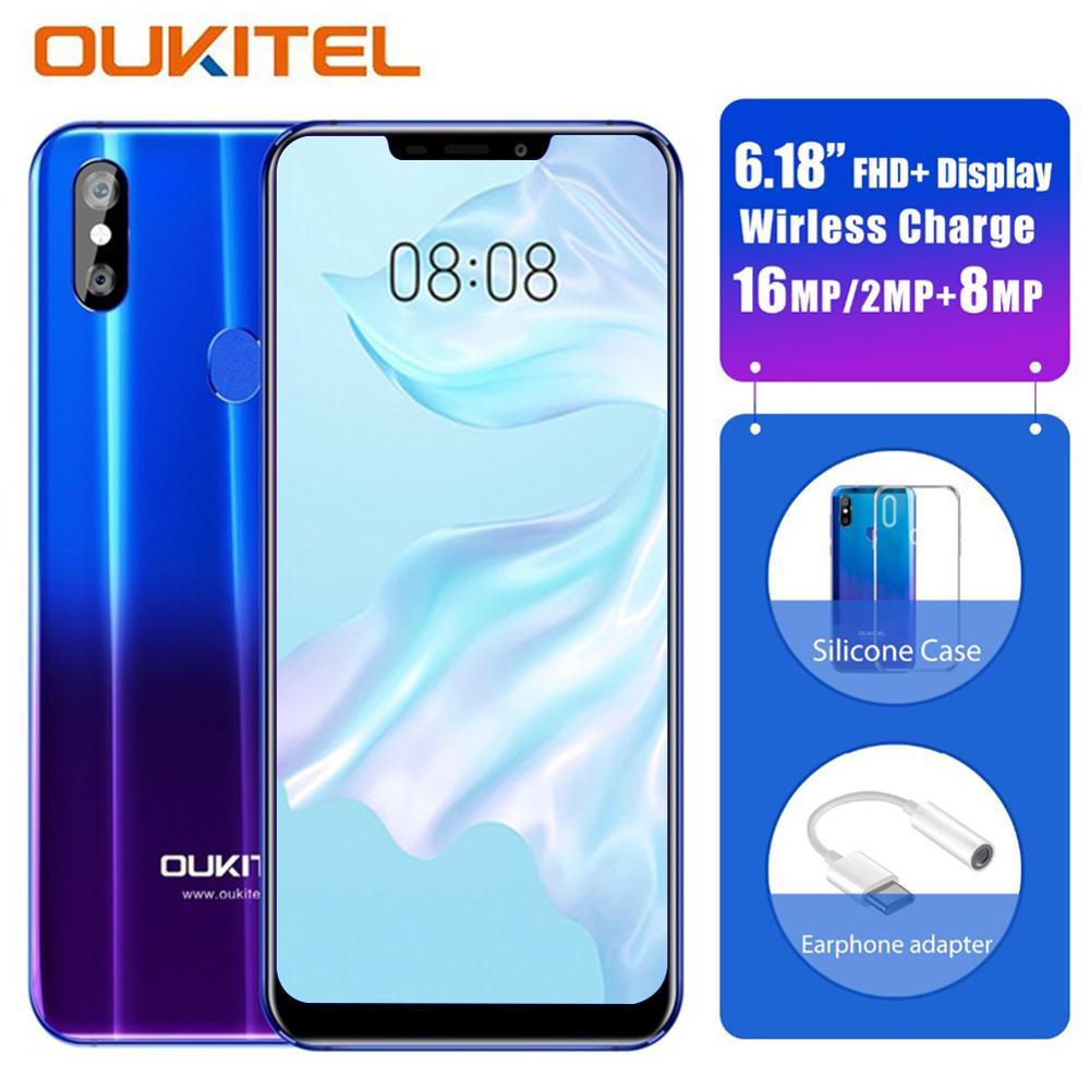 Купить OUKITEL U23 6,18