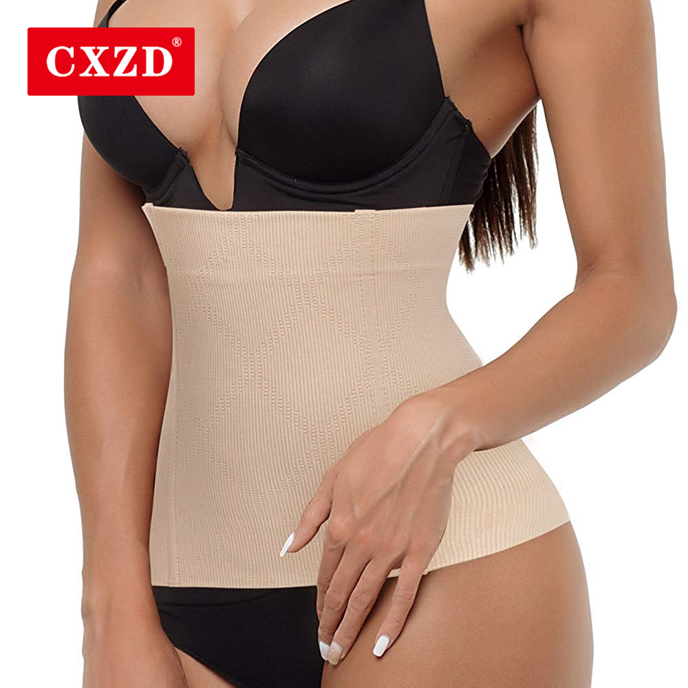 CXZD Body Shaper Waist Trainer Corset Waist Belt Slimming Modeling Strap Belt Shapewear Slimming Corset