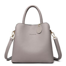 Kleine Sheel Echtem Leder Luxus Handtaschen Frauen Taschen Designer Handtaschen Hohe Qualität Schulter Croosbody Taschen Für Frauen 2019