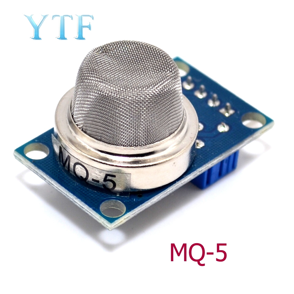 MQ-5 Liquefied Gas Detection Module Gas City Gas Gas Smoke Sensor Module