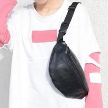 2019 NEW FASHION Neutral Outdoor Zipper Polyester Messenger Bag Sport Chest Bag WaistBag teenager men girls FreeShipping #SEO109