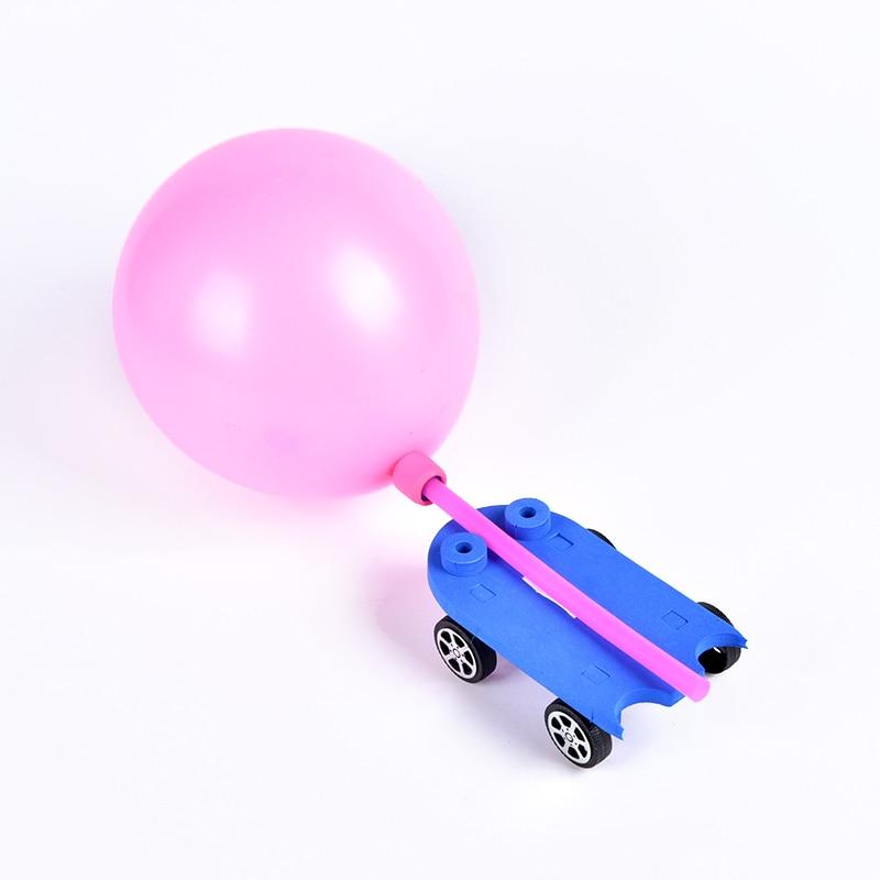 Sz Steam 12pcskids Diy Stem Education Science Toys Experiments Assemble Physics Models Kit Creative Educational Gift For Kids