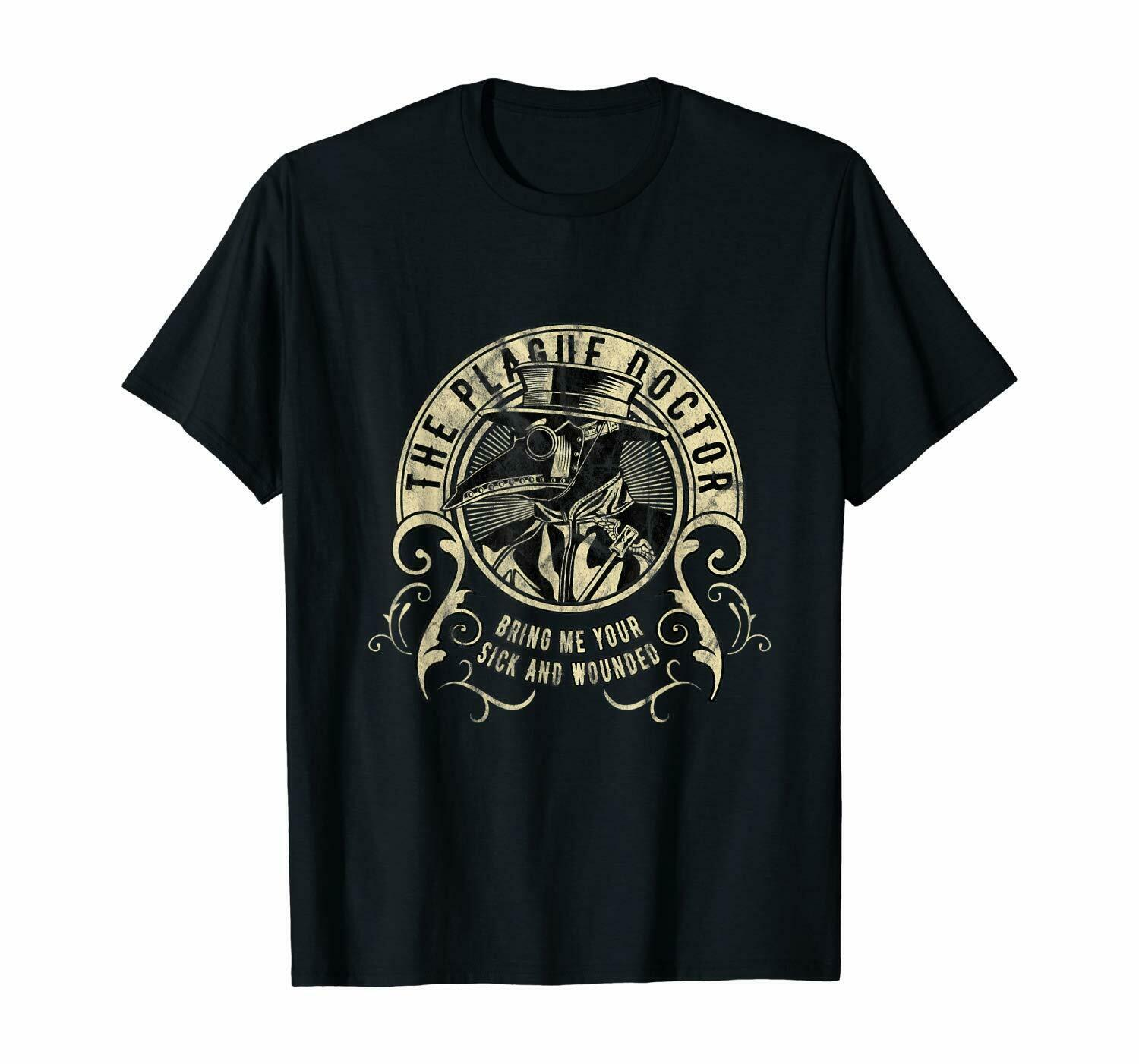The Plague Doctor Tshirt