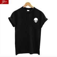 Camisa de algodão de algodão de algodão engraçado camiseta de mulher camisetas gráficas de grandes dimensões