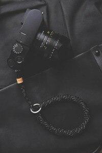 Image 4 - Correa de mano para cámara, cordel exclusivo Mr. Stone, tejido a mano, cuerda colgante