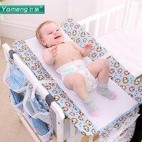 Multifunktionale Kleidung Ändern Touch Tisch Bequem/acrymene Baby Windel Tisch Baby Pflege Tisch Faltbare Reinigung Tisch auf