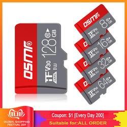OMSR R0003 реальная емкость памяти micro sd карты Class 10 8 gb 16 gb 32 ГБ памяти micro sd HC высокая скорость 64 gb для смартфонов
