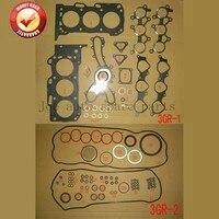 3GR 3GRFE Engine Full gasket set kit for Toyota Crown/Reiz 2.5L 3.0L Lexus IS/GS  3.0L 04111 0P100  04111 31560 50284500|full gasket set|toyota engine kitsengine gasket kit -
