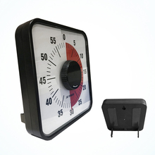 Visual Timer 60 Minute Timing Set Back Leg Stands Countdown Timer