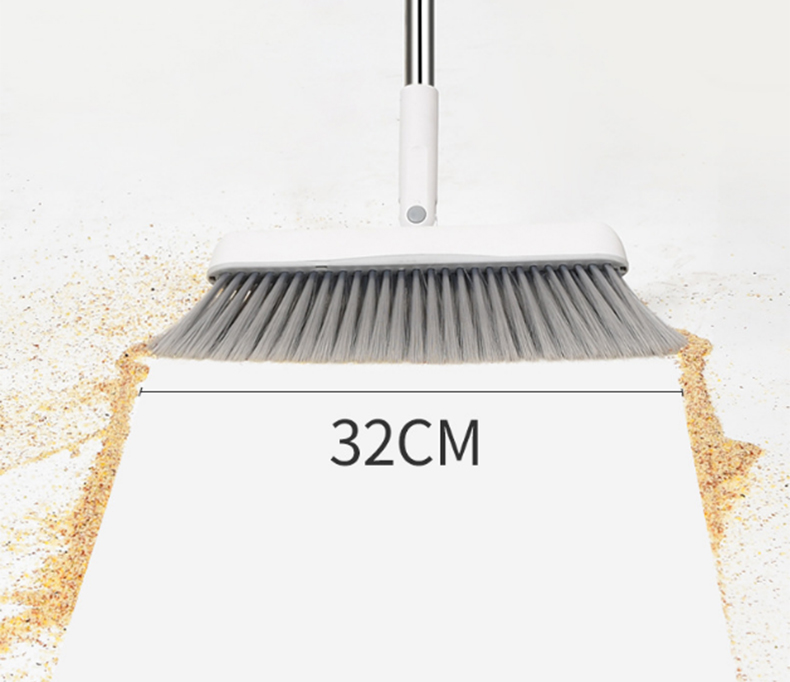 cabelo piso limpeza vassoura migalha ferramentas limpeza