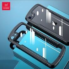 Xundd Case Voor Iphone 7 Case Shockproof Case Beschermhoes Matte Transparant Back Telefoon Shell Voor Apple IPhone7 I7 Cover