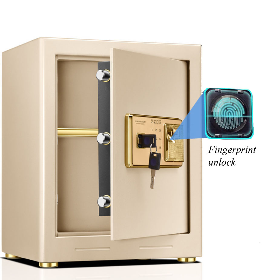 Safes Anti-theft Electronic Storage Bank Safety Box Security Money Jewelry Storage Collection Home Office Security Box DHZ0051