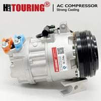 CSV613 A/C AC Compressor for BMW E46 X3 E83 Z4 E85 64526905643 64526918752 64526945550 64529145353 64529158038 6905643 4PK