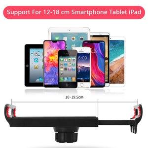 Image 3 - Faltbare Lange Arm Tablet Ständer Halter Desktop Handy Unterstützung Halterung 360 Grad Faule Halterung Für Aufnahme Video Make Up Live
