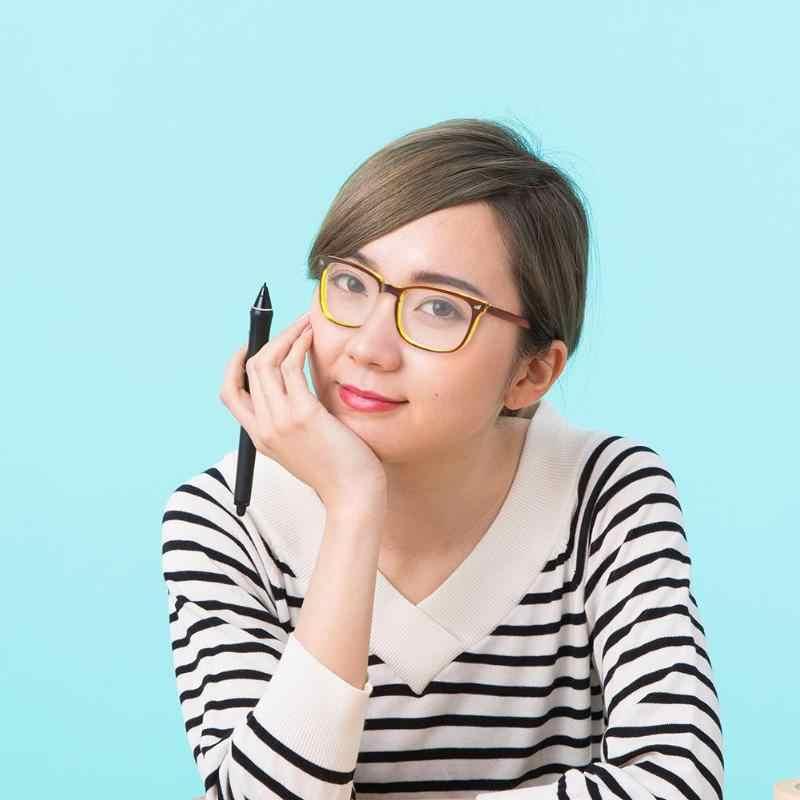 גברים נשים רטרו משקפיים מסגרת פלסטיק כחול סרט מצופה Vintage נקה עדשות משקפיים לשני המינים משקפי משקפי הלבשה מתנה
