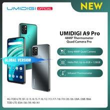 UMIDIGI A9 Pro 32/48MP Quad Camera 24MP Selfie Camera 6GB 128GB Helio P60 Octa Core 6.3″ FHD+ Global Version Cellphone Pre-sale
