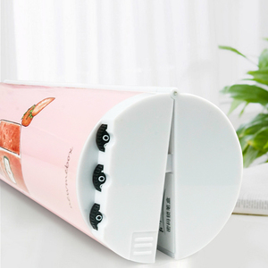Image 5 - Multifunctionele Wachtwoord Etui Solarcalculator Spiegel Hoge Capaciteit Briefpapier Doos Pencilcase Pen Doos Schoolbenodigdheden