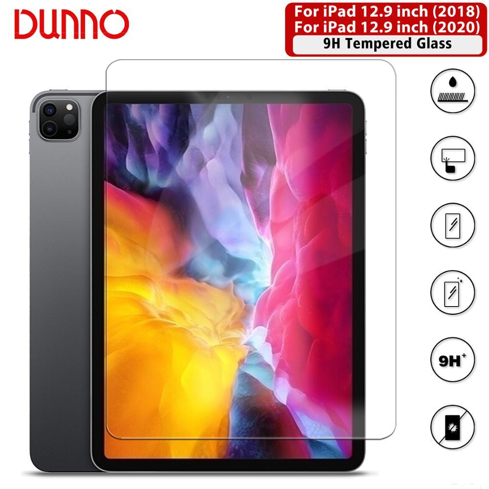 For 2020 IPad Pro 12.9 Screen Protector Glass Apple 2018 IPad Pro 12.9 Tempered Glass Aipad Screen Protection Film