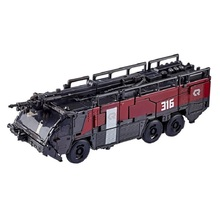 Voyager Class Studio Series Robot Sentinel Prime Fire Engine SS61 Action Figure Classic Toys For Boys Collection