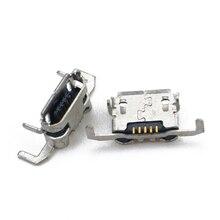 YuXi موصل شحن USB صغير ، 50 قطعة ، منفذ قفص الاتهام لوحدة تحكم Xbox One