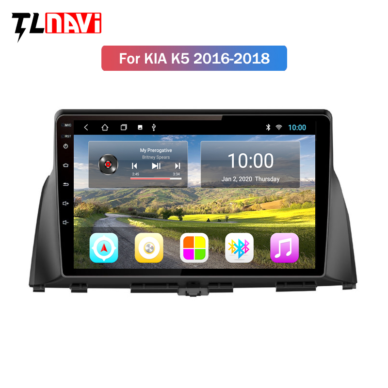 2G RAM Android 9.1 For KIA optima K5 2016 2017 2018 Multimedia Stereo Car DVD Player Navigation GPS Radio image