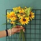 Mini Silk Sunflower ...