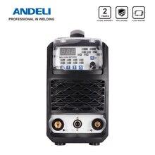 Andeli TIG 250MPL mosチューブ多機能tig溶接機/コールド/tigパルスコールド溶接機