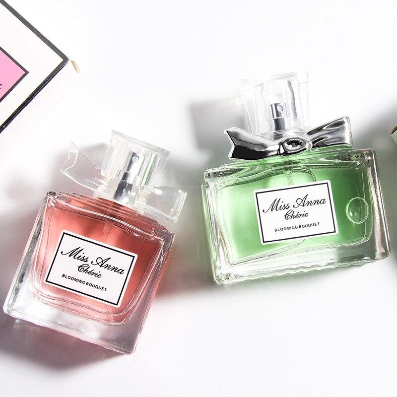 JEAN MISS Brand 50ML Perfume For Women Natural Bottle Cologne Fragrance Long Lasting Flower Spray Deodorant Fashion Lady Parfum