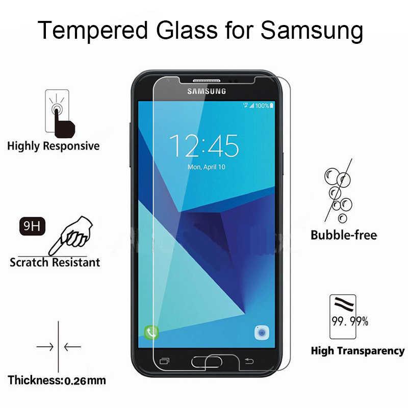2pcs 9H HD מסך מגן עבור סמסונג גלקסי S7 S6 S5 S4 מיני Toughed קשה מזג זכוכית מגן זכוכית על גלקסי S3 Neo S2