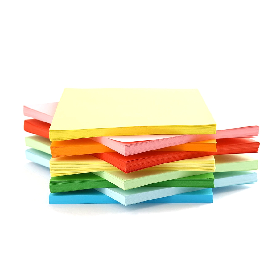 A4 Rectangular Color Paper Printing And Duplicating Paper Grass Manuscript Paper  Printing And Duplicating Thick Handmade Paper