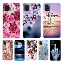 Case For Samsung A21S Case Phone Cover Silicone Soft TPU Back Cover for Samsung Galaxy