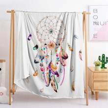 Летнее мексиканское роскошное розовое одеяло из перекрестной