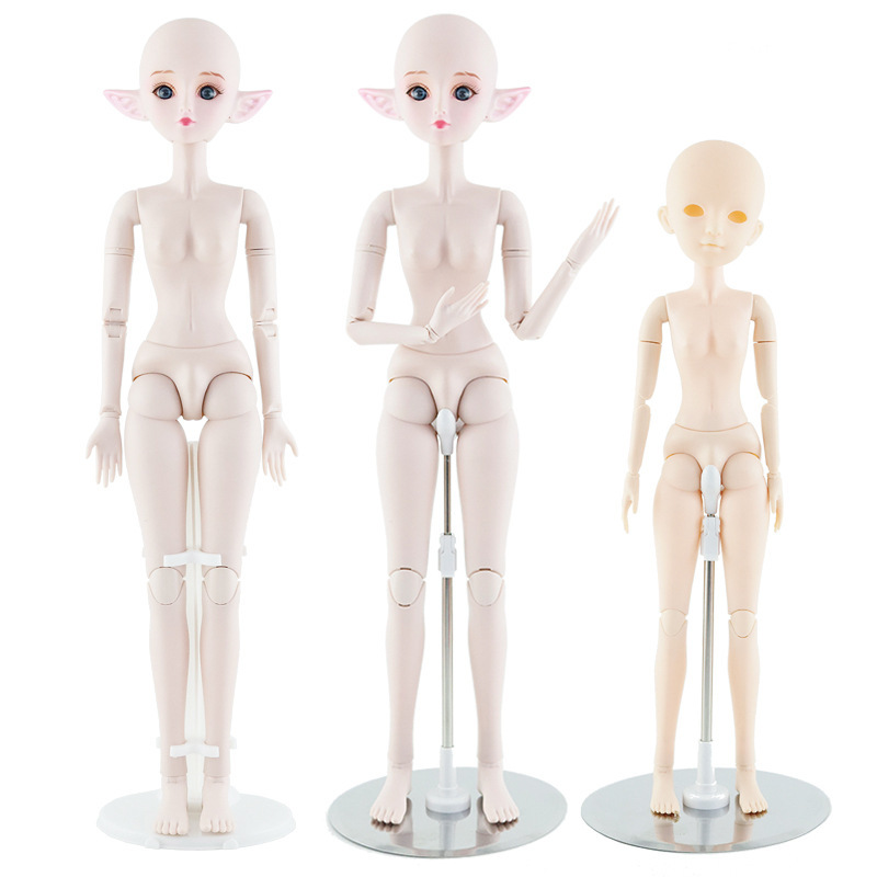 Bjd Doll Accessories Derivative Product Doll Stands Figure Display Holder High Quality Model For 30/60/48cm Baby Doll Cool Gift