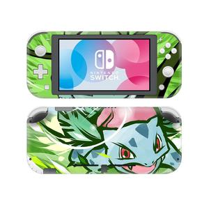 Image 5 - Pokemon Go Pikachu Skin Sticker Decal For Nintendo Switch Lite Console and Controller Protector Joy con Switch Lite Skin Sticker