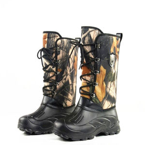 Outdoor Snow Fishing Boots Tac
