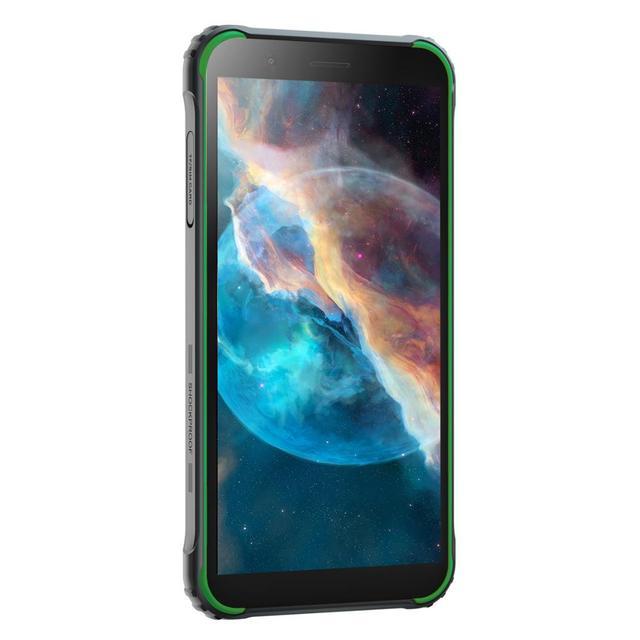 Blackview BV4900 Pro Smartphone 4GB+64GB 5580mAh IP68 Waterproof Android 10 Mobile Phone 5.7'' NFC Cellphones 6