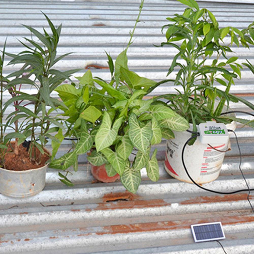 ABS Durable Einfache Bedienung Bequem Intelligente Bewässerung Timer Wasser Rohr Timer Wasserhahn Timer Bewässerung Timing Gerät