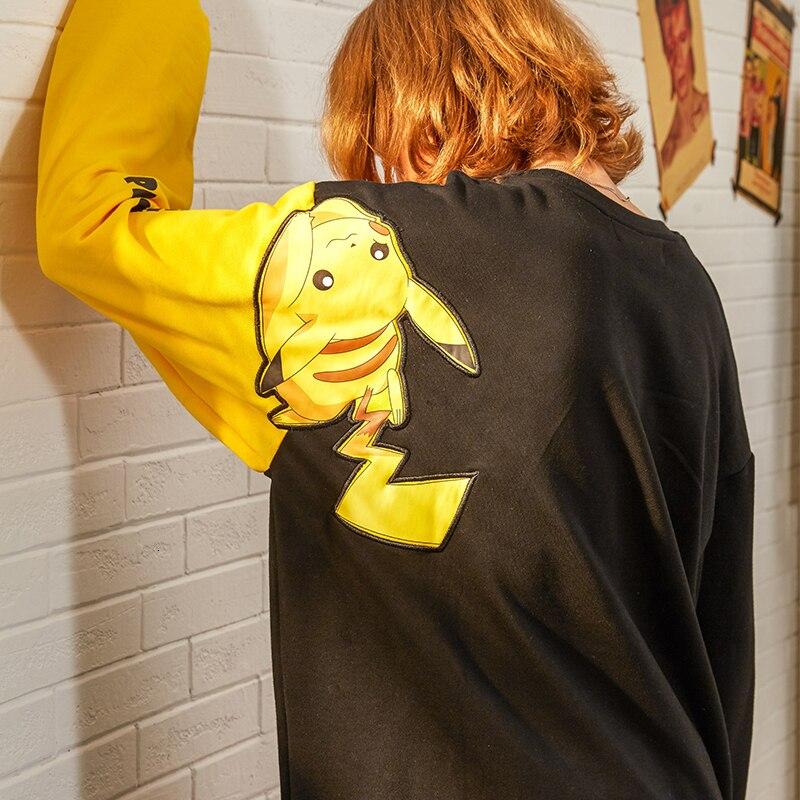 Pokemon Pikachu Long Sleeve Hoodie 2