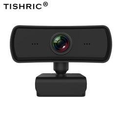 TISHRIC 2K 4 Million Pixels Webcam 1080p Web Camera With Microphone Web Cam Webcam For Pc Video Calling