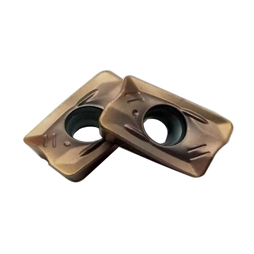 10PCS R390-11T308 PM 1030 Carbide Insert R390-11T308M Milling Tools Face Milling Turning Tools Lathe Cutter Tool Turning Insert