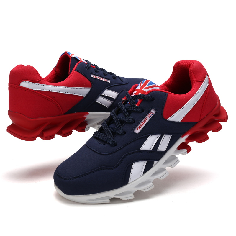UNN Men's Casual Sport Running Shoes  Lightweight Sneakers For Men Casual Breathable Fashion Cushion Trainer Shoe Plus Size 48