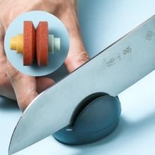 2020 New Kitchen Household Sharpener Kitchen Knife Blade Multi-function Sharpening Stone Cute Shape Multi-function Whetstone