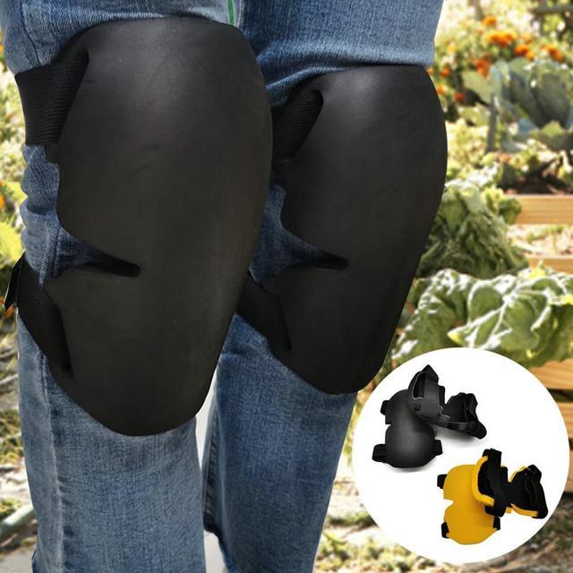 1Pair Kneepads Flexible Soft Foam Kneepads Protective Sport Work Gardening Builder Knee Protector Pads Workplace Safety Supplies