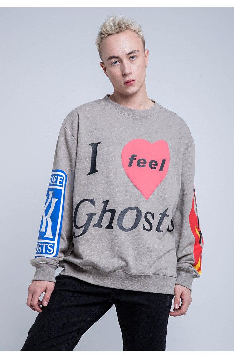 Kanye West I Feel Ghosts Hoodie 5