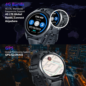 Image 5 - Zeblaze THOR 5 פרו חכם שעון גברים מעבד 3GB + 32GB ROM 5.0MP כפולה מצלמות כושר Tracker לב שיעור צג 4G Smartwatch